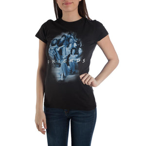 Friends Classic Portrait T-shirt