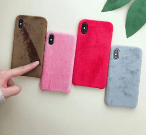 Plush Phone Case