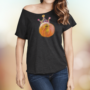 Princess Peach Tri-Blend Tee - thepink-label