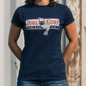 Boba Gump T-Shirt (Ladies)