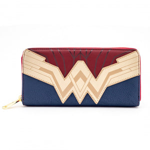 Wonder Woman Wallet Clutch