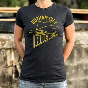 Gotham City Rogues T-Shirt (Ladies)