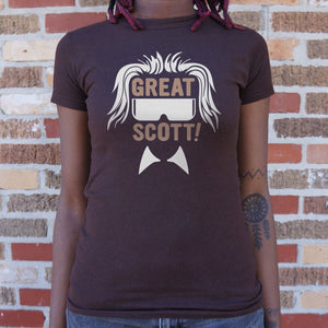 Great Scott T-Shirt (Ladies)