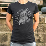 Keep On Tolkien T-Shirt (Ladies)