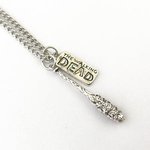 Silver Lucille Necklace