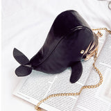 Knowledge Whale Handbag - thepink-label