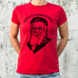 Viva La Evolution T-Shirt (Ladies)