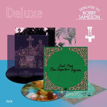 "Ariel Pink - Dedicated To Bobby Jameson (Deluxe Edition Vinyl LP + 12"" Picture Disc) - Rare Limiteds"
