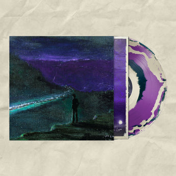 Brothertiger - Paradise Lost (Deluxe Purple, Blue & Bone Mix Colored Vinyl LP x/300)