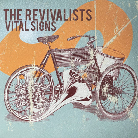 The Revivalists - Vital Signs (Limited Edition 180-GM Vinyl LP)