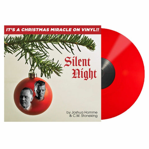 "Josh Homme & C.W. Stoneking - Silent Night (Limited Edition Red 7"" Vinyl) - Rare Limiteds"