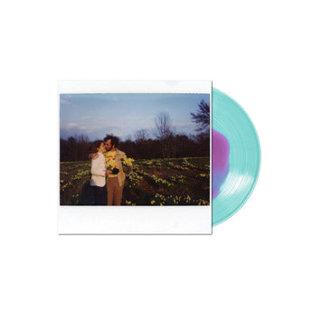 Ricky Eat Acid - Three Love Songs (Limited Edition Pink in Electric Blue Vinyl LP x/200)