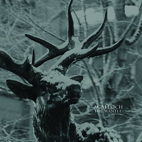 Agalloch - The Mantle (Limited Edition Silver Colored Vinyl 2xLP + Autographed Booklet)