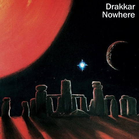 Drakkar Nowhere - Drakkar Nowhere (Limited Edition Crystal Clear Vinyl LP x/450) - Rare Limiteds