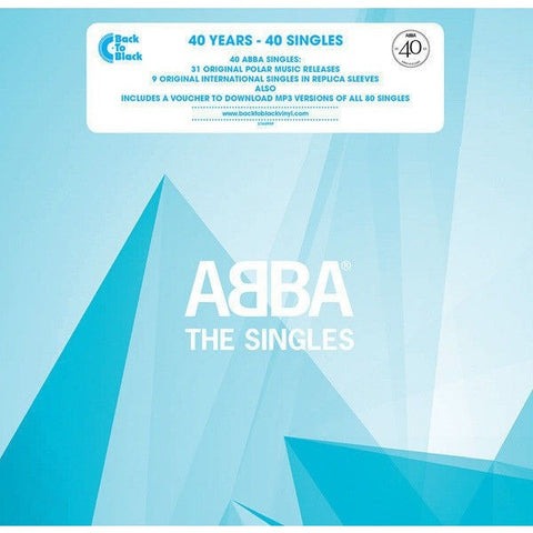 "ABBA - The Singles Collection (Limited Edition 40 x 7"" Vinyl Box Set) - Rare Limiteds"