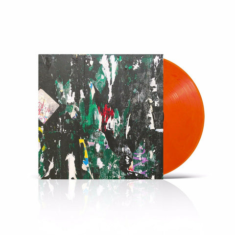 Shlohmo - The End (Fat Beats Exclusive Orange Vinyl 2xLP x/100)