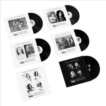 Led Zeppelin - The Complete BBC Sessions (Deluxe Edition Remastered 180-GM Vinyl 5xLP Box Set)