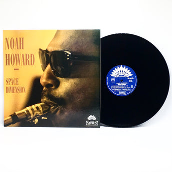 Noah Howard - Space Dimension (Limited Edition Vinyl LP x/250)