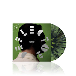 "Touché Amoré ‎– Deflector (EU Tour Exclusive Olive Green w/ Black Splatter 7"" Vinyl x/500)"