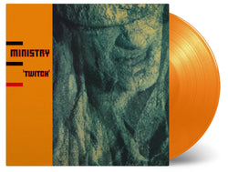Ministry - Twitch (Limited Edition 180-GM Orange Vinyl LP x/1000)