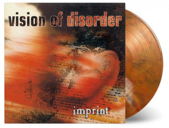 Vision Of Disorder - Imprint (Music On Vinyl Exclusive 180-GM Yellow / Red / Black Mix Colored Vinyl LP x/1000)