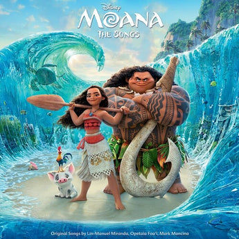 Moana: The Songs (Picture Disc Vinyl LP)
