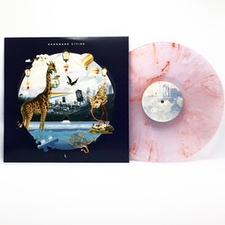 Plini - Handmade Cities (Limited Edition 180-GM Pink w/ White Camellia Swirl Vinyl LP x/500)