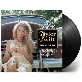 "Taylor Swift - Tim McGraw (Hand-Numbered 7"" Vinyl)"