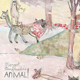 Margot & The Nuclear So And So's - Animal! (10th Anniversary Edition Translucent Blue w/ Blue Smoke Vinyl 2xLP x/500