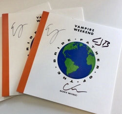Vampire Weekend - Father Of The Bride (Autographed Vinyl 2xLP)
