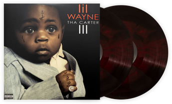 Lil' Wayne - Tha Carter III (VMP Exclusive 180-GM Red & Black Galaxy Vinyl 2xLP) - Rare Limiteds
