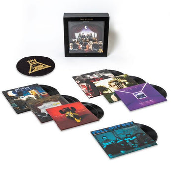 Fall Out Boy - The Complete Studio Album Collection (180-GM Vinyl 11xLP Box Set) - Rare Limiteds