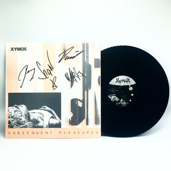"Clan of Xymox - Subsequent Pleasures (Autographed 30th Anniversary Edition 12"" Vinyl EP)"