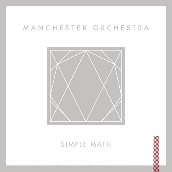 Manchester Orchestra - Simple Math (Limited Edition Vinyl LP)