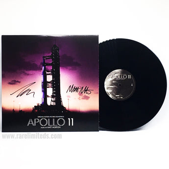 Matt Morton - Apollo 11 [Original Motion Picture Soundtrack] (Autographed Vinyl LP)