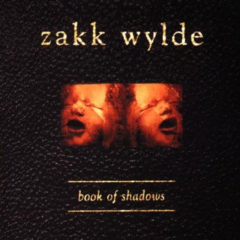 Zakk Wylde - Book of Shadows (Limited Edition Crystal Clear w/ Gold Splatter Vinyl 2xLP x/400)