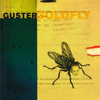 Guster - Goldfly (20th Anniversary Edition Gold Vinyl LP x/500) - Rare Limiteds