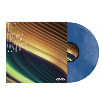 Angels & Airwaves - The Dream Walker (Limited Edition 180-GM Blue / White Galaxy Merge Vinyl LP x/750)