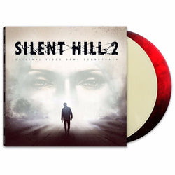 Konami Digital Entertainment - Silent Hill 2 [Original Video Game Soundtrack] (Limited Edition 180-GM White Fog + Red & Black Swirl Vinyl 2xLP) - Rare Limiteds