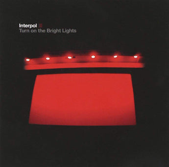 Interpol - Turn On The Bright Lights (120-GM Vinyl LP) - Rare Limiteds