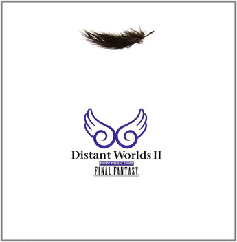 The Royal Stockholm Philharmonic Orchestra  ‎– Distant Worlds II: More Music From Final Fantasy (Vinyl 2xLP)