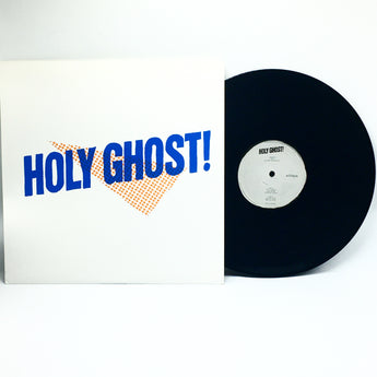 Holy Ghost! - Holy Ghost! [Self-Titled] (Limited Screenprint Edition Vinyl 2xLP x/500)