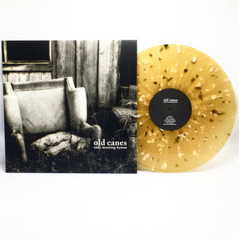 Old Canes - Early Morning Hymns (Limited Edition Translucent Gold w/ Splatter Vinyl LP x/523)
