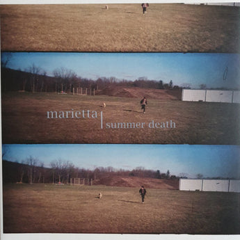 Marietta - Summer Death (Limited Edition Brown / Cream / Blue Tri-Color Vinyl LP w/ OBI + Bonus Screenprinted Jacket)