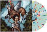 Circa Survive - Blue Sky Noise (Limited Edition Clear Blue w/ Blue, Yellow & Red Splatter Vinyl 2xLP x/1000) - Rare Limiteds
