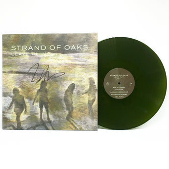 Strand Of Oaks - Leave Ruin (Limited Edition Autographed Moss Green Vinyl LP)