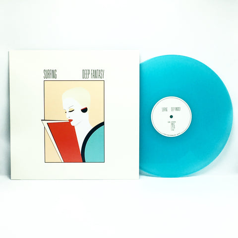 Surfing - Deep Fantasy (Limited Final Edition Teal Vinyl LP x/1300)