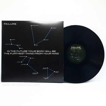 Failure - In The Future Your Body Will Be The Furthest Thing From Your Mind (180-GM Vinyl 2xLP) - Rare Limiteds