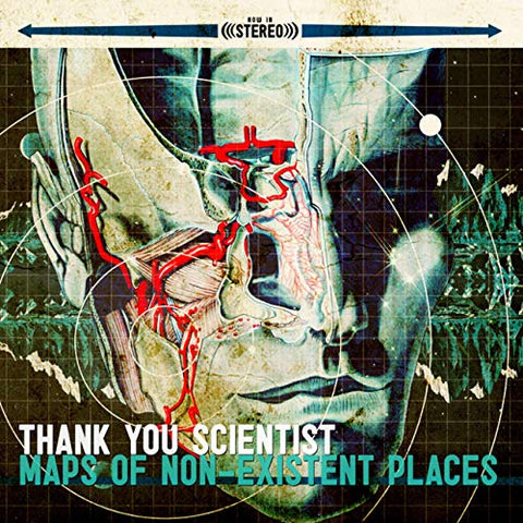 Thank You Scientist - Maps Of Non-Existent Places (Limited Edition Blood Red w/ Black Splatter Vinyl 2xLP)