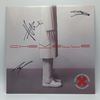 Chevelle - This Type of Thinking (Autographed Vinyl LP) - Rare Limiteds